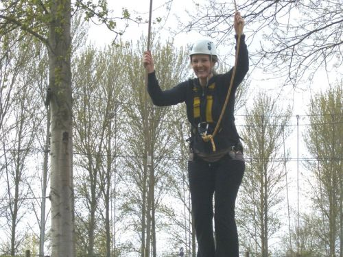 Willen Lake Treetop Challenge