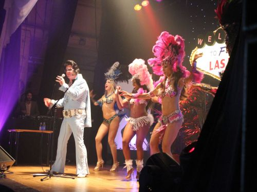 Elvis Performance